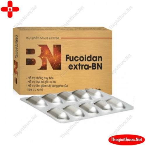 Fucoidan Extra - BN