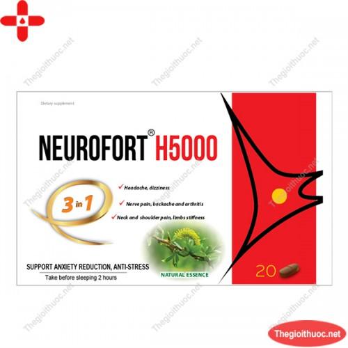 NEUROFORT H5000