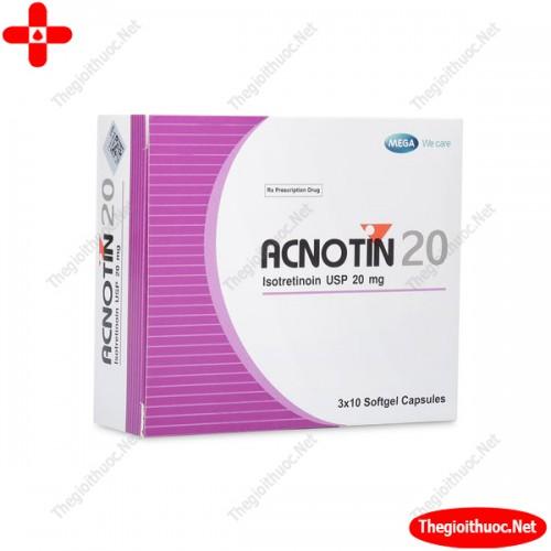Acnotin 20mg