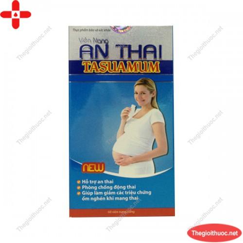 Viên nang An thai Tasuamum