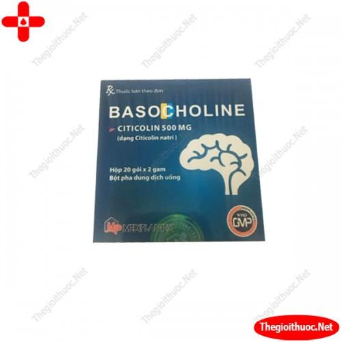 Basocholine 500mg