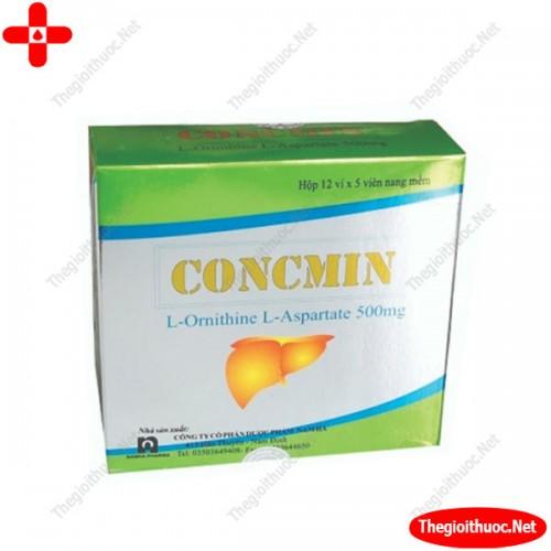 Concmin