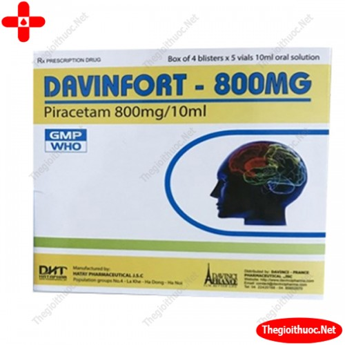 Davinfort 800mg