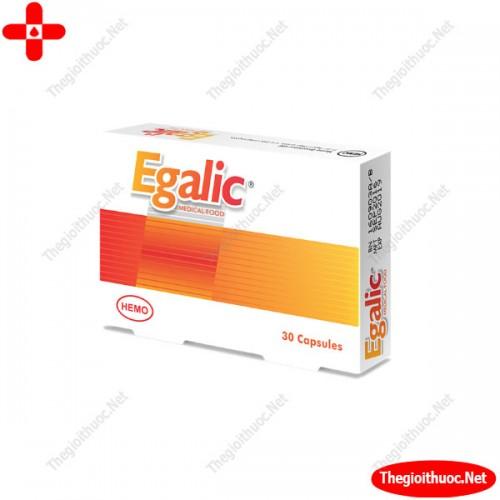 Egalic Medical Food