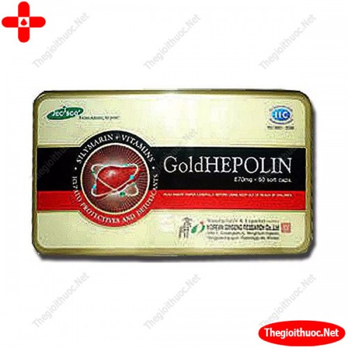 Gold Hepolin
