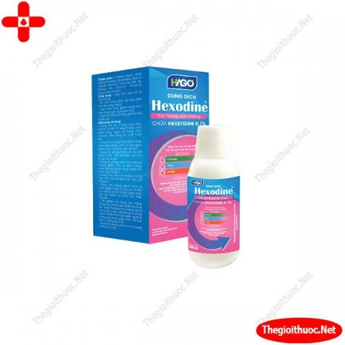 Hexodine