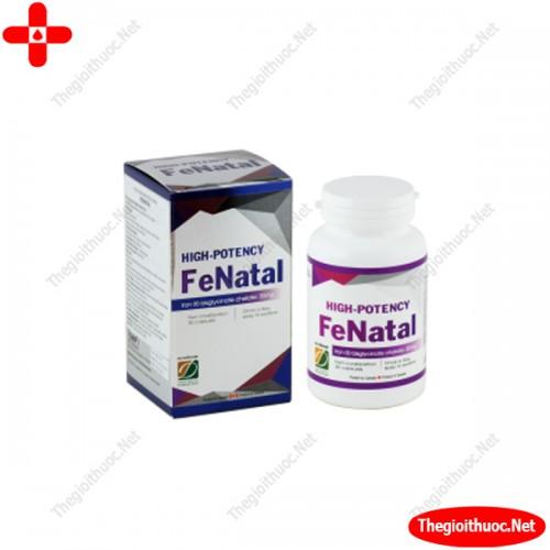 High Potency Fenatal