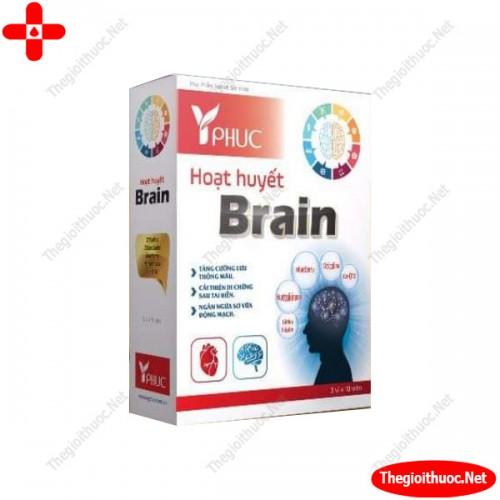 Hoạt huyết Brain Y Phúc