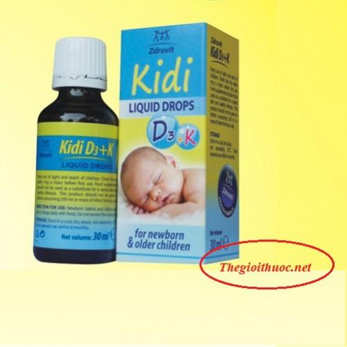 Kidi liquid drops