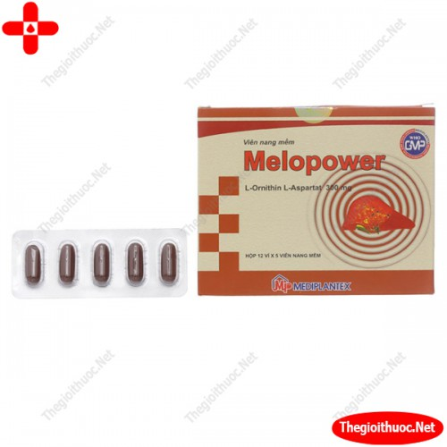 Melopower 300mg