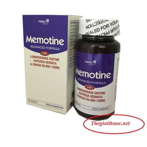 Memotine Bổ não