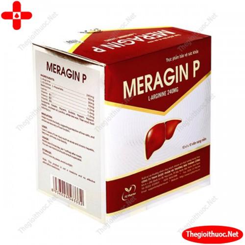 Meragin P bổ gan