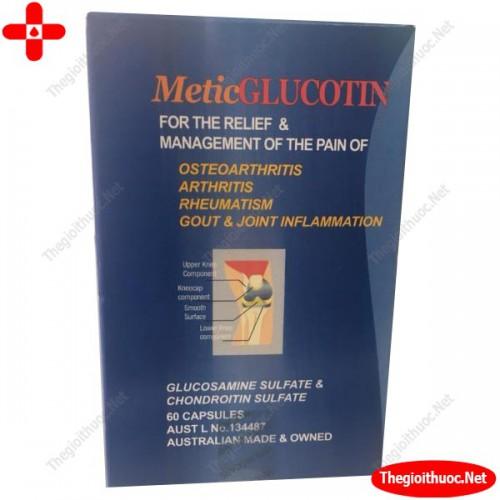 Metic Glucotin