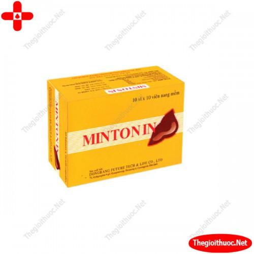 Mintonin