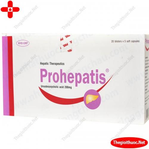 Prohepatis