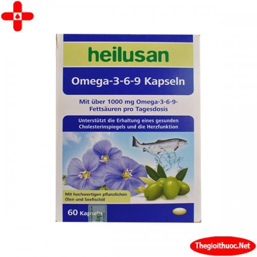 Heilusan Omega-3-6-9 Kapseln
