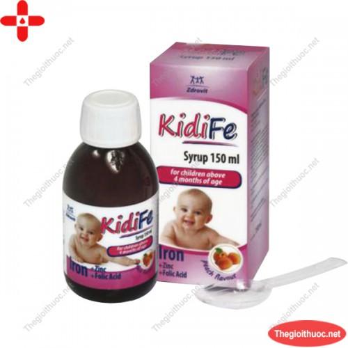 KidiFe Syrup 150ml
