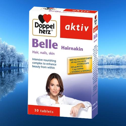 Belle Hairnakin