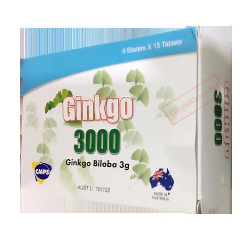 Ginkgo 3000