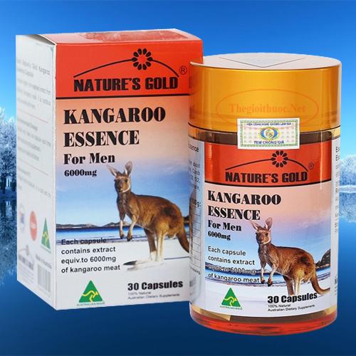 Kangaroo Essence For Men