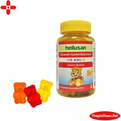 Kẹo Vitamin gấu Heilusan