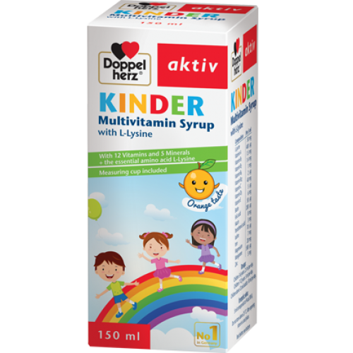 Kinder Multivitamin syrup