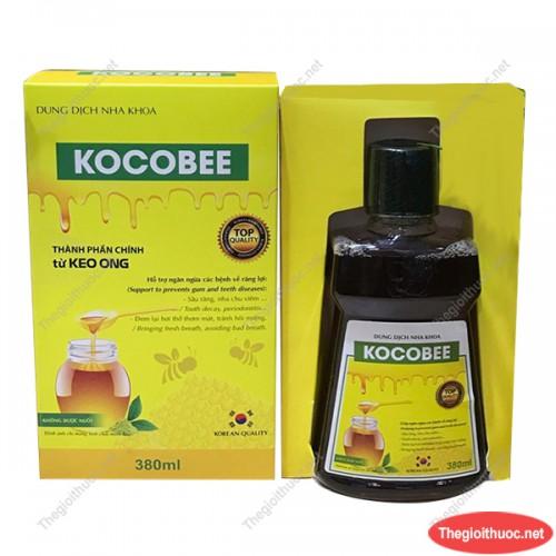 Dung dịch nha khoa  KOCOBEE