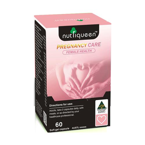 Nutriqueen Pregnancy Care