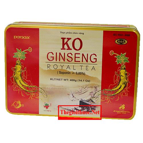Trà sâm Ko Ginseng Royal Tea