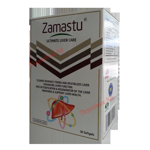Zamastu - Bổ gan Mỹ