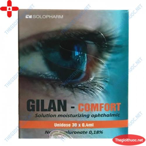 Thuốc nhỏ mắt Gilan Comfort 0.18%