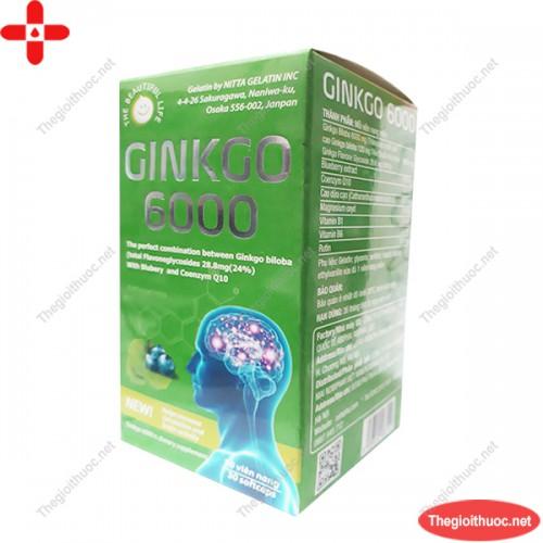 Ginkgo 6000