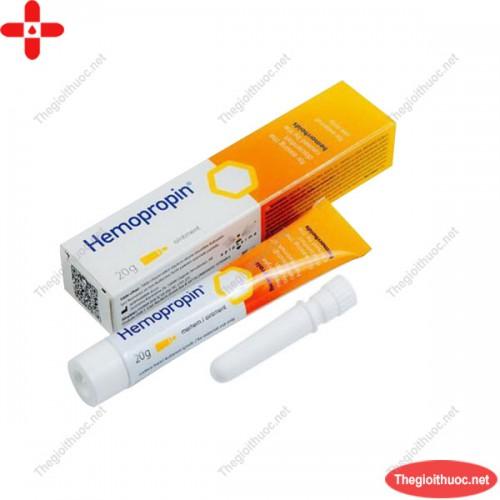 Kem bôi trĩ Hemopropin 20g