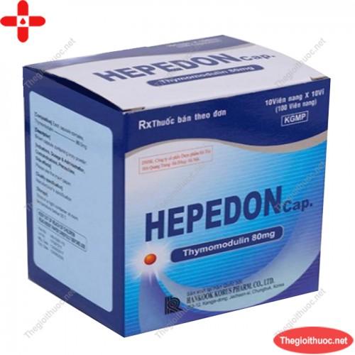 hepedon cap
