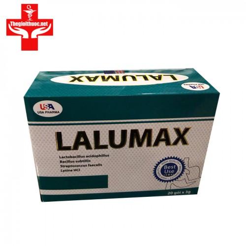 Lalumax
