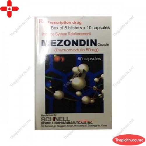 Mezondin capsule