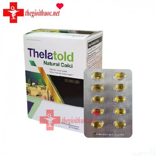 Thelatold Natural Calci