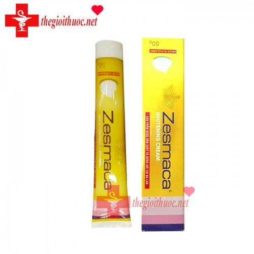 Kem dưỡng da Zesmaca Whitening Cream