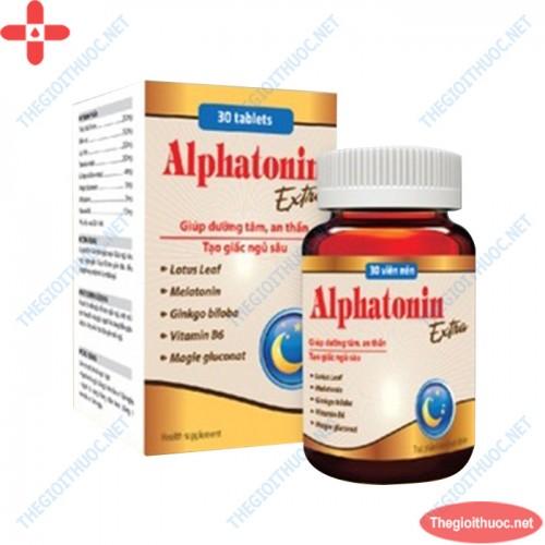 Alphatonin Extra