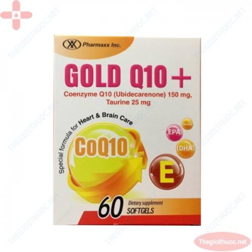 Gold Q10+