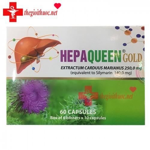 Hepaqueen Gold