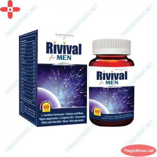 Rivival for men