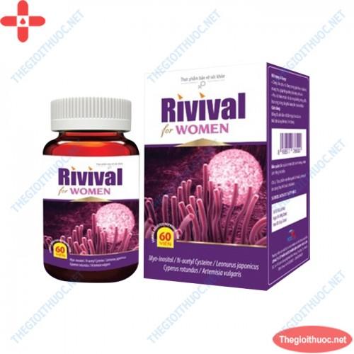 Rivival for women