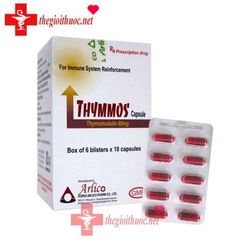 Thymmos capsule