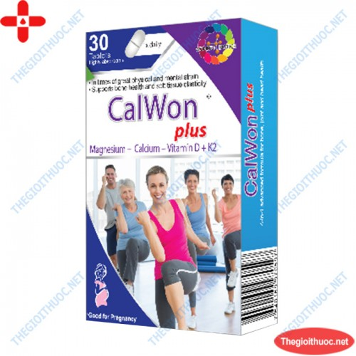 Calwon Plus