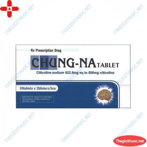 CHUNG-NA tablet