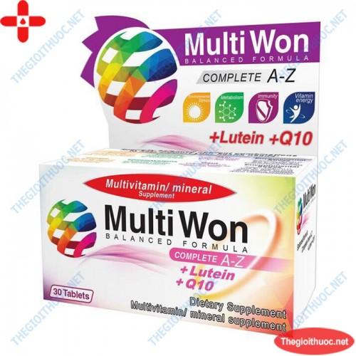 Multi Won