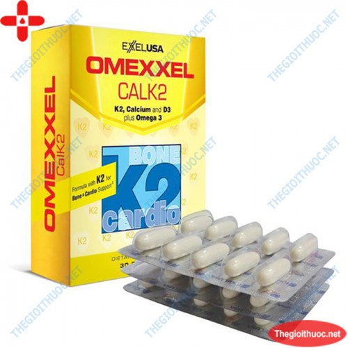Omexxel CalK2