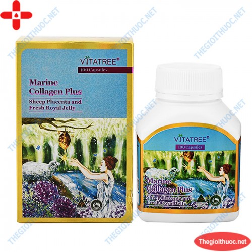 Vitatree Marine Collagen Plus