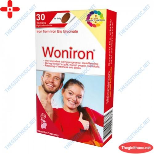 Woniron